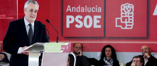 """""""Cabreo muy gordo"""" del PSOE-A por la presunta candidatura de Madina"""