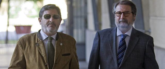"""El exdirector de Trabajo con los EREs """"saldrá en un par de días de la cárcel"""", según su abogado"""