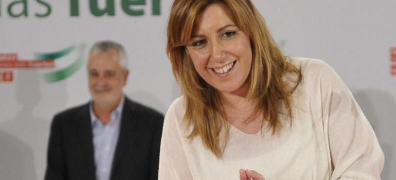 Susana Díaz baraja adelantar elecciones para aprovechar la debilidad del PP-A
