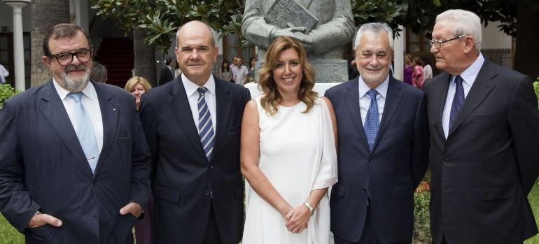 'Misa política' de 12 con la presidenta Susana Díaz