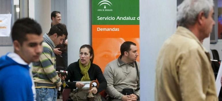 Andalucía sigue en barrena: sube el paro en 7.000 personas y llega ya al 36%