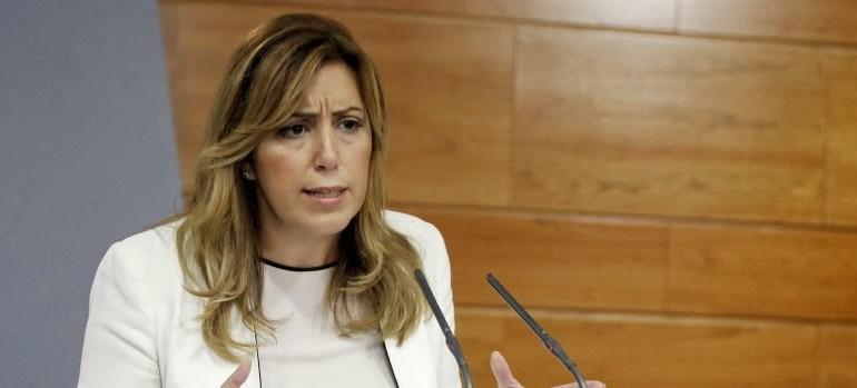 Díaz mantiene el despilfarro en las consejerías claves de la Junta andaluza