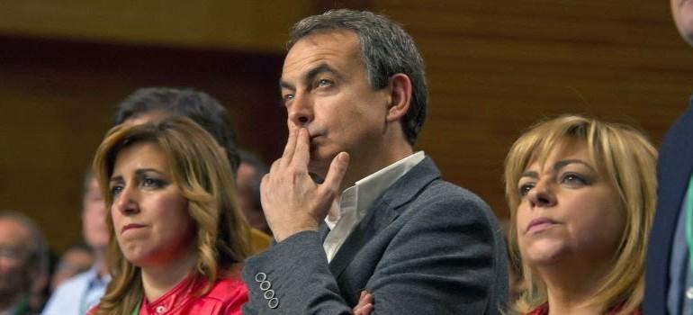 """Zapatero vaticina el principio de """"la cuenta atrás"""" para que el PSOE recupere el poder"""