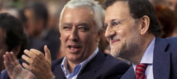 Arenas convenció a Rajoy para colocar a su pupilo Moreno al frente del PP andaluz