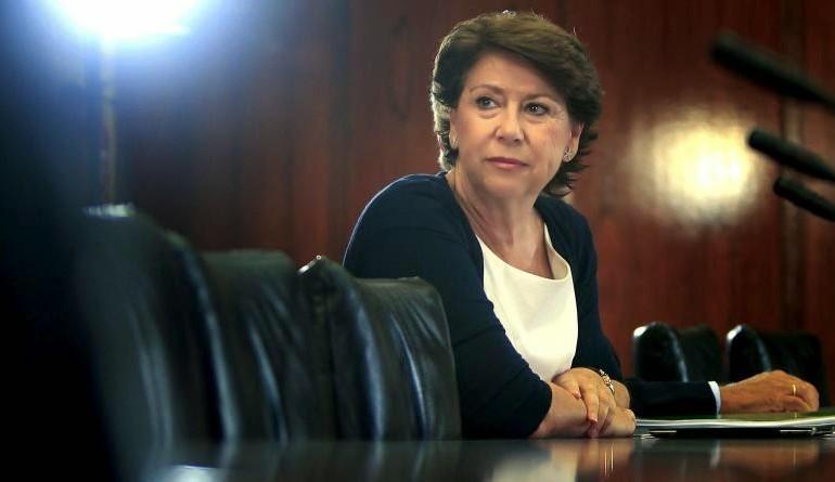 'Maleni' Álvarez se atrinchera en el BEI y Guindos no tiene prisa por quitarle el cargo