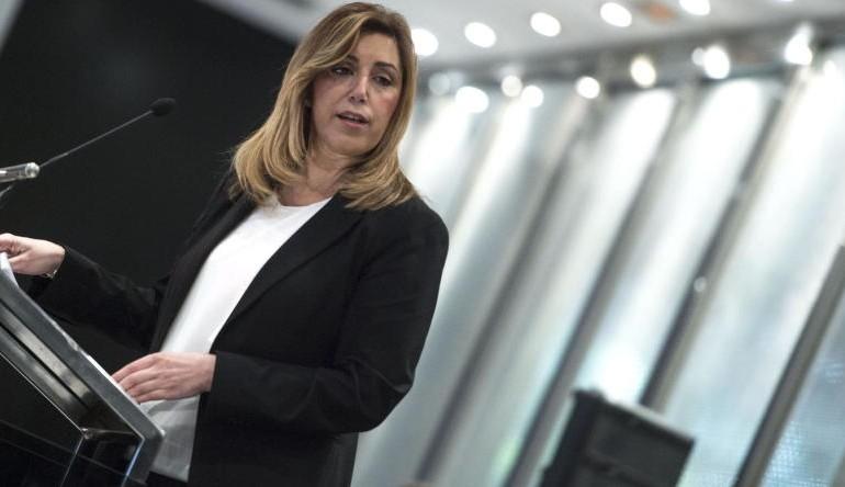 Susana Díaz castigará a sindicatos, patronal y academias en su nueva ley de formación