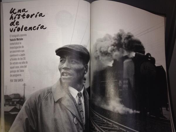 #NiundíasinReporterismo: Esquire y Watabe en el Tokio de los años 50