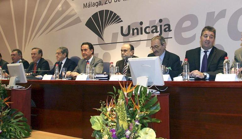 Asamblea de Unicaja: un paripé de dos horas para cobrar 300 euros