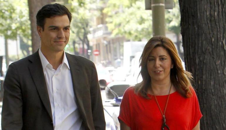 Susana Díaz asumirá un relevante protagonismo en el debate político nacional