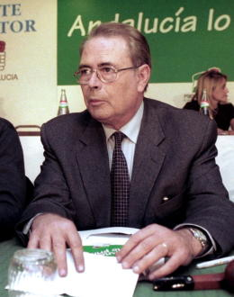 Muere Pedro Aparicio, el alcalde que modernizó Málaga