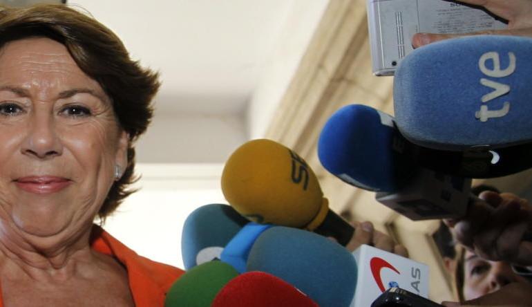 La Audiencia de Sevilla anula la fianza de 29,5 millones contra Magdalena Álvarez