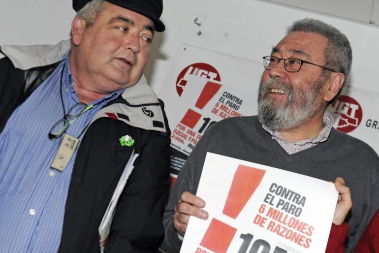 UGT-A lleva 10 meses sin investigar la etapa de Pastrana y Fernández Sevilla