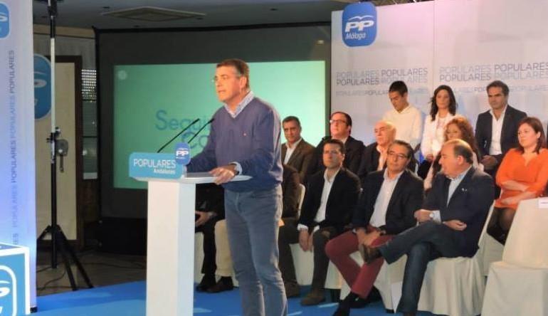 """El TSJA corrige ahora a un juzgado que en julio procesó """"por error"""" al alcalde de Nerja"""