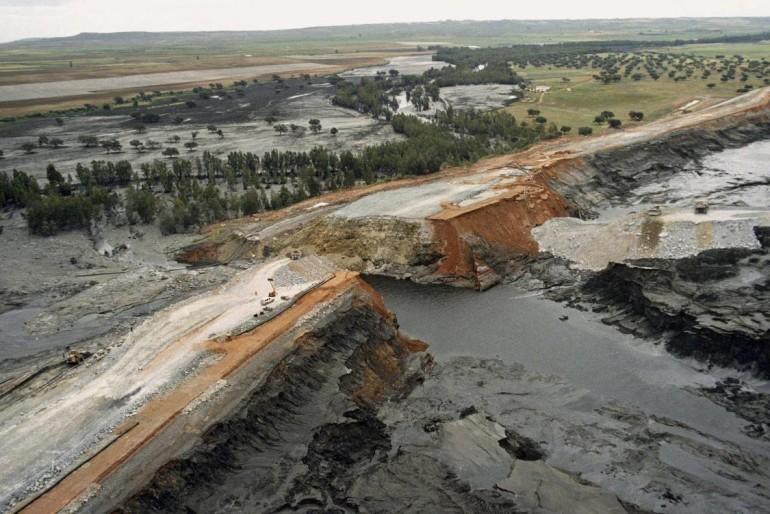 La empresa culpable del mayor desastre ambiental en México gestionará Aznalcóllar