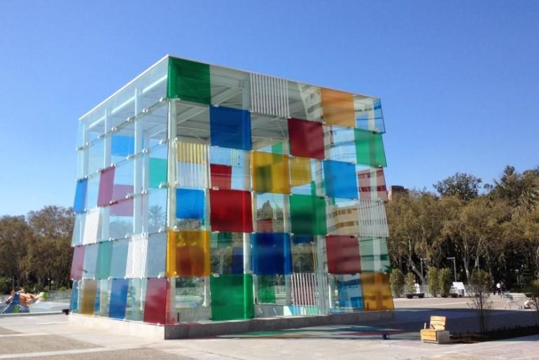 Málaga entra en la elite del arte con el estreno del Pompidou fuera de Francia