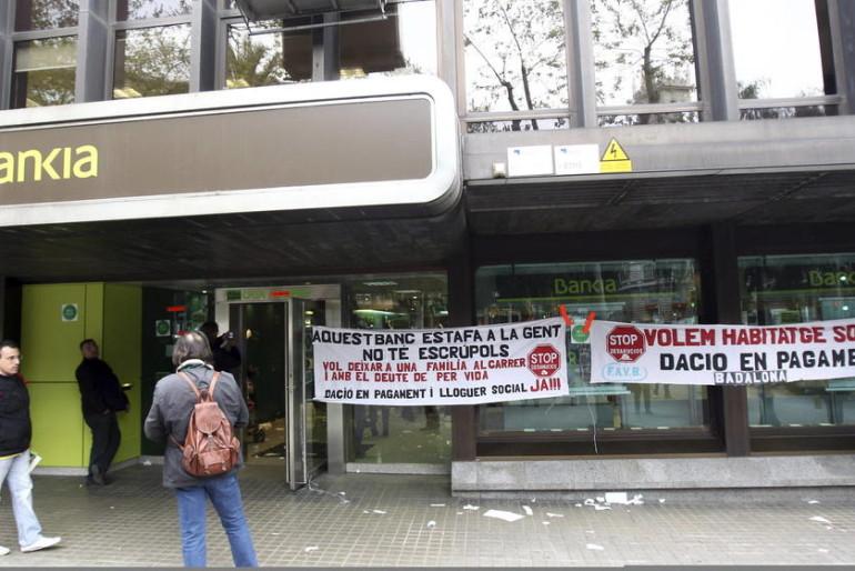 """Condenan a Bankia por imponer cláusulas """"abusivas"""" en hipotecas"""