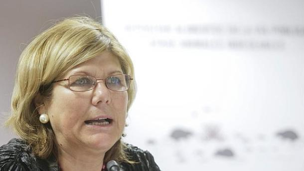 La exdirectora general firmaba sobre los cursos sin saber si era legal