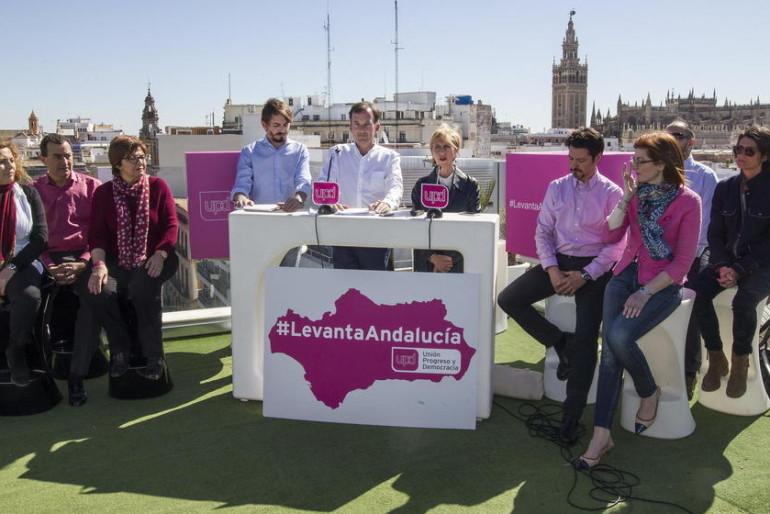 Un abogado de Málaga, candidato oficialista para pilotar la gestora de UPyD Andalucía
