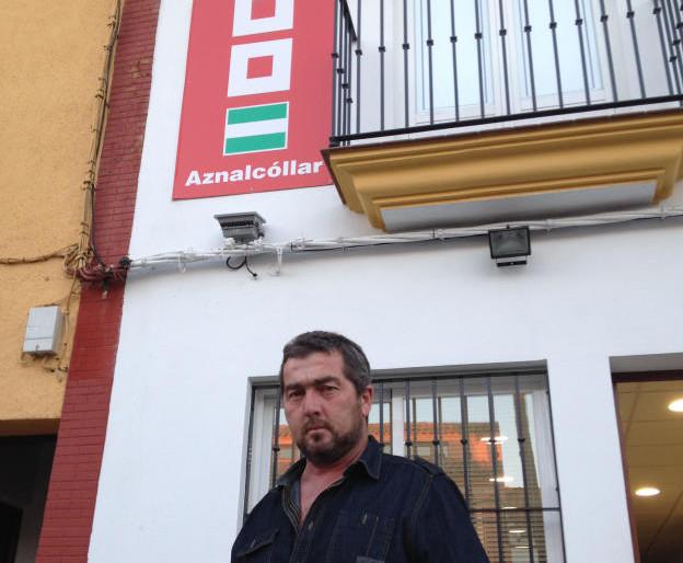 Juan José, el último minero de Boliden que llegó a ser alcalde de Aznalcóllar