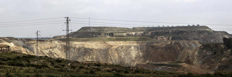 La Junta de Andalucía oculta documentos clave de la mina de Aznalcóllar