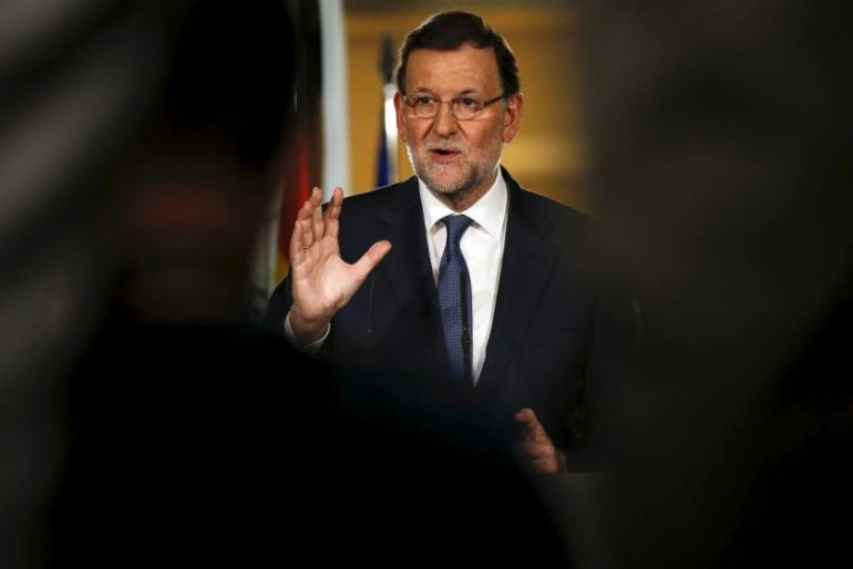 Rajoy replica a Mas y se jacta de haber evitado la quiebra de la Generalitat