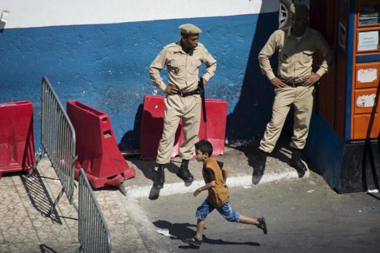 Los refugiados sirios, en manos de las mafias policiales marroquíes