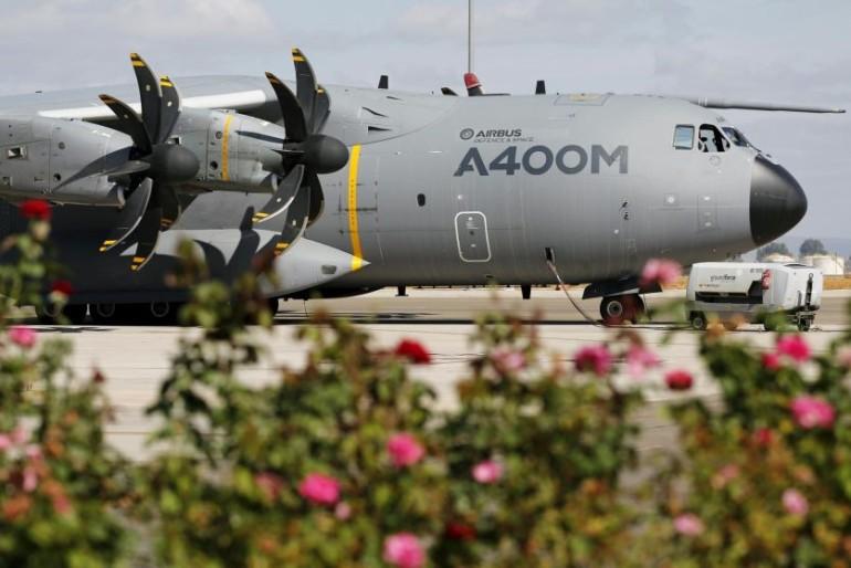 """Airbus anuncia el relevo de Pilar Albiac, su vicepresidenta, por """"problemas"""" en el A400M"""
