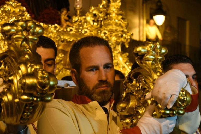 Sander Klomp, el holandés hombro de trono de Málaga