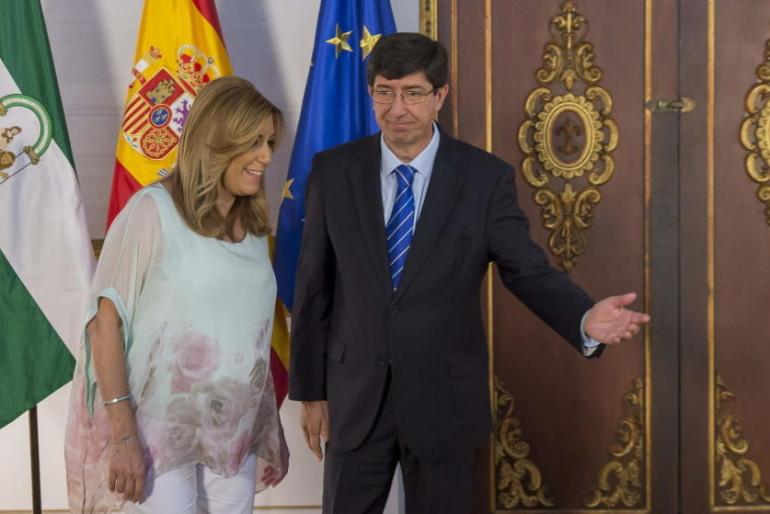 Los planes políticos para desalojar al PP andaluz