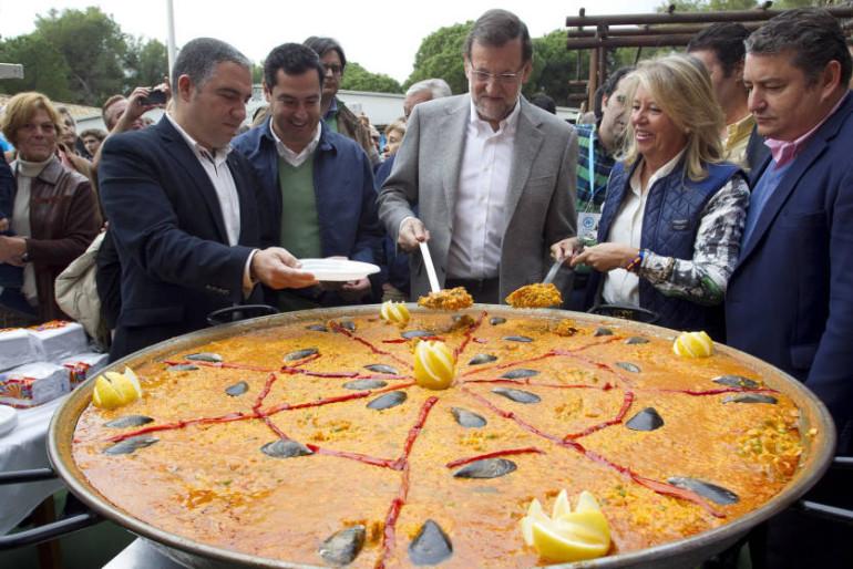 Muñoz, Ramírez y Marmolejo: el trío maldito de la lista del PP en Málaga