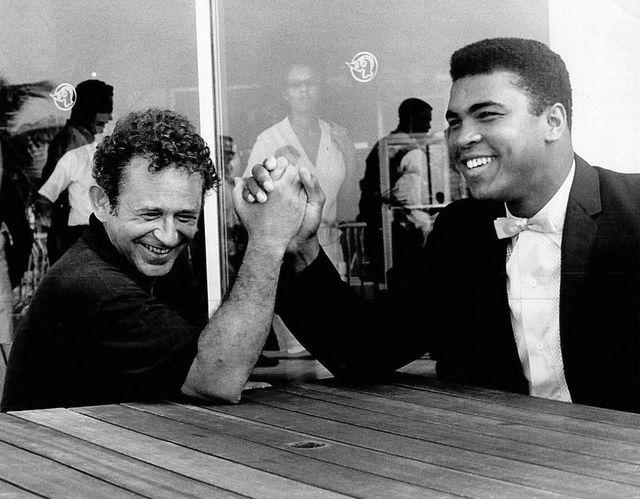 #NiundíasinReporterismo: 'El Combate': Norman Mailer, Ali y Foreman