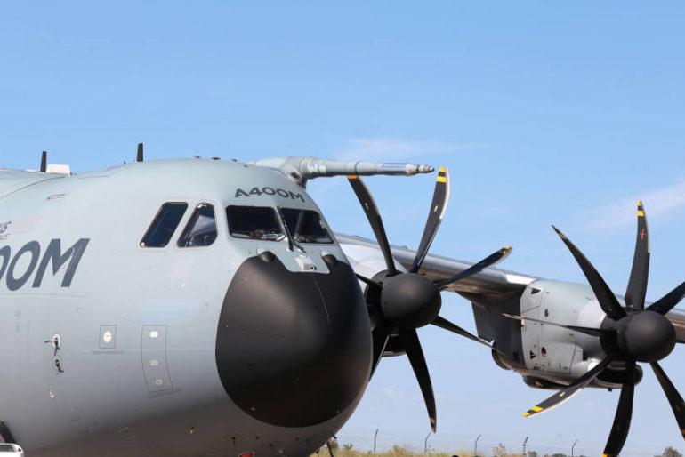 Más retrasos en la entregas del A400M
