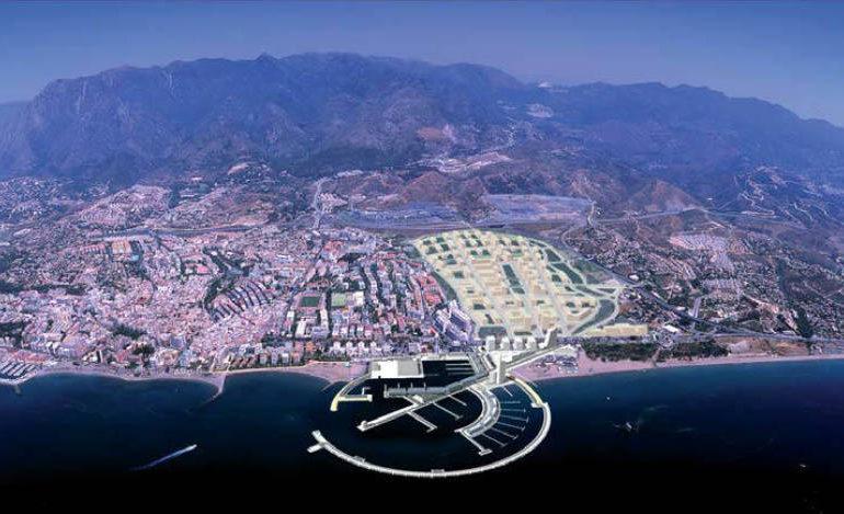 El jeque Al-Thani y el 'nuevo' Puerto Banús