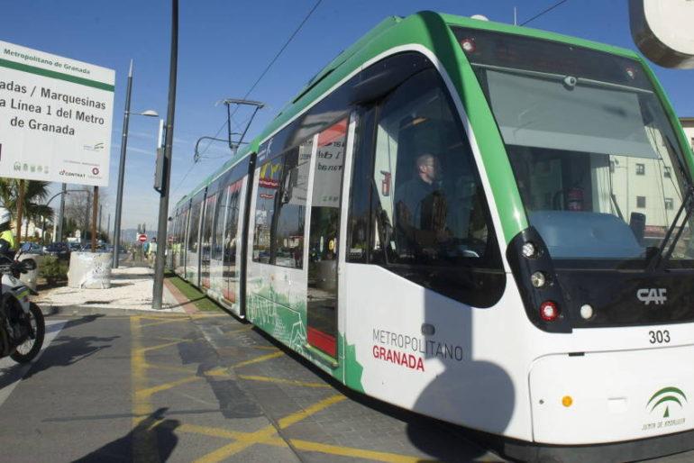 Metro de Granada: 558 millones, un lustro de retraso y nueve años de obras para solo 16 km