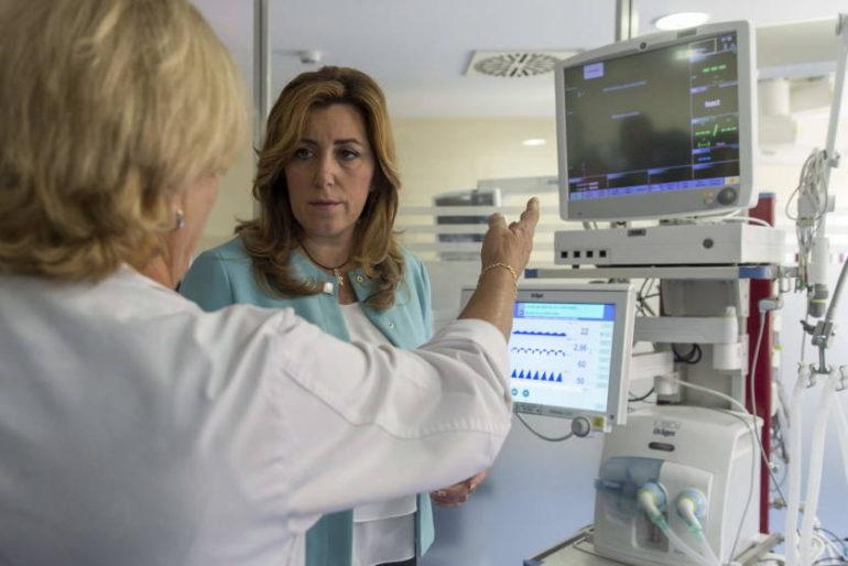 Así funciona la sanidad pública andaluza