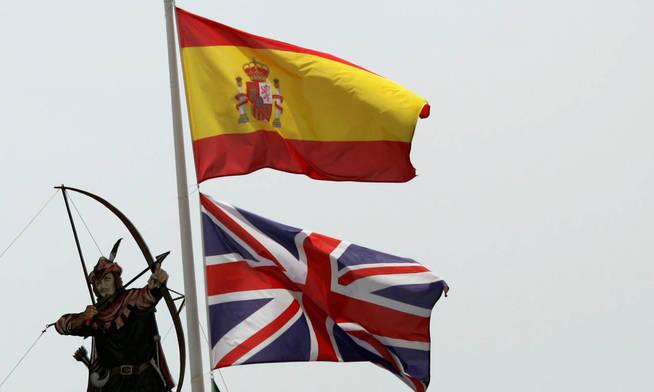 Los británicos quieren ser españoles