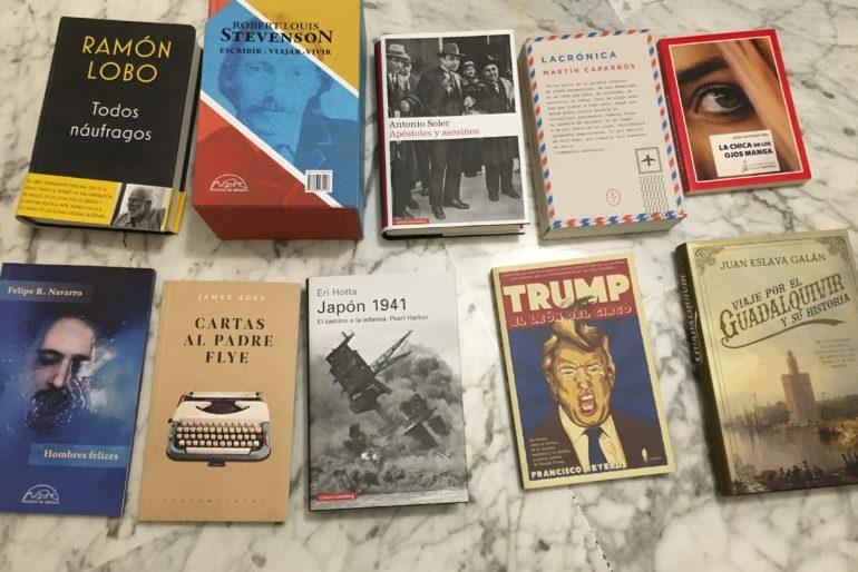 Mi lista de libros leídos (y disfrutados) en 2016