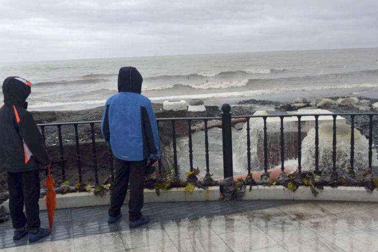 La vergüenza del saneamiento integral de la Costa del Sol