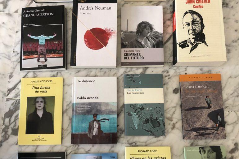 La lista de los libros que más disfruté en 2018