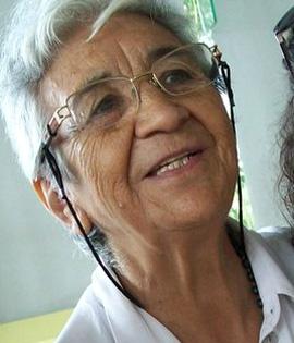 Benita Moreno, la cocinera del Papa