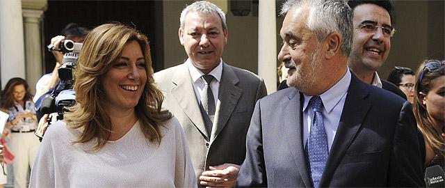 El PSOE andaluz convocará primarias en julio para elegir al sucesor de Griñán