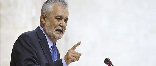 La imputación del 'fontanero' de Griñán y Díaz desata los nervios en el PSOE y la Junta