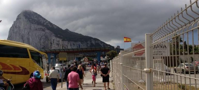 Cinco crónicas desde Gibraltar publicadas en El Confidencial