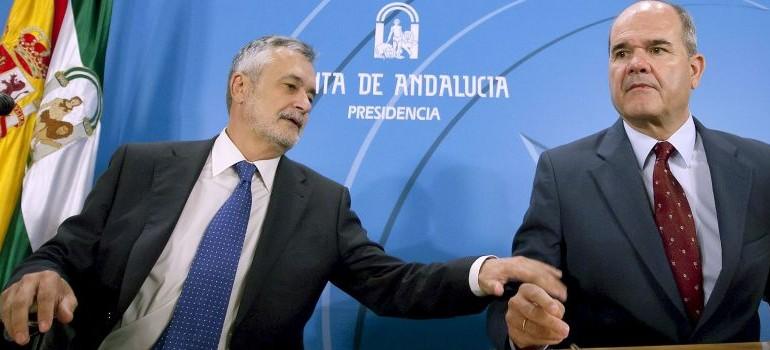 La juez Alaya imputa a Chaves y Griñán en el caso de los ERE