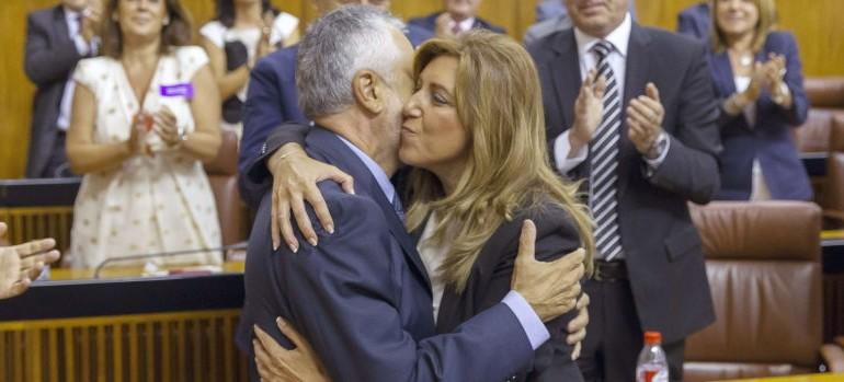Díaz convertirá su toma de posesión en una fiesta intergeneracional del PSOE
