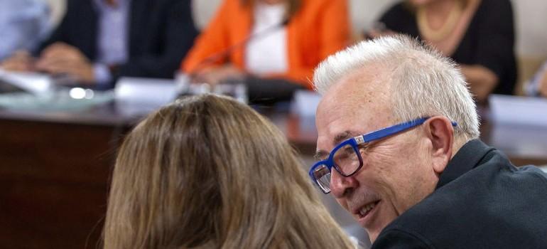 Díaz confía Empleo a quien no soportó un ERE y Presidencia a un edil denunciado