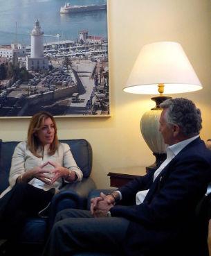 Plata rechaza una auditoría para investigar el 'agujero' del Puerto de Málaga