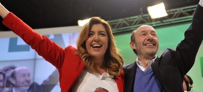 Díaz quiere a Mario Jiménez como hombre de confianza en el aparato 'post-Rubalcaba'