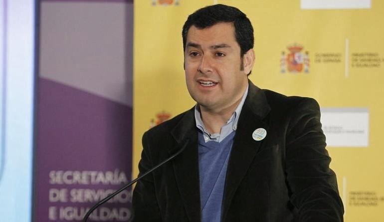 Moreno Bonilla: un 'catalán' nieto de jornalero al asalto de San Telmo