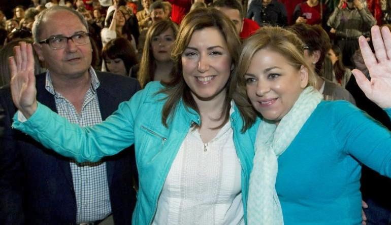 Valenciano quiere copiar el modelo de la Junta andaluza para gobernar Europa